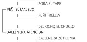 Genealogía Calfiao Dos Chirlos